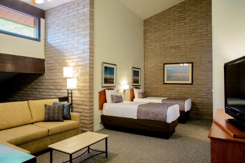 2 Bedroom Loft 3 Bathroom Sandstone Creek Club